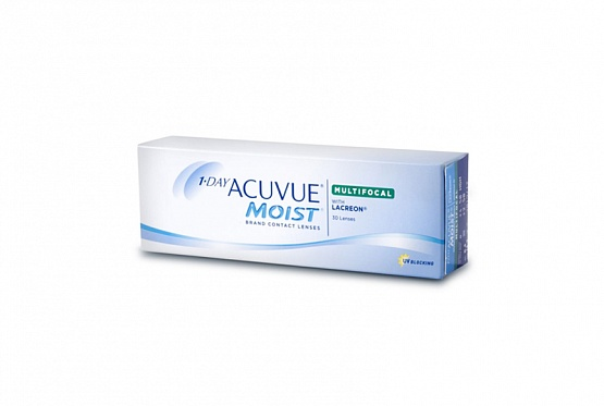 1-DAY ACUVUE MOIST MULTIFOCAL (30) 8.4 (фото 1)