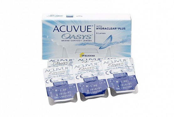 ACUVUE OASYS (12) (фото 2)