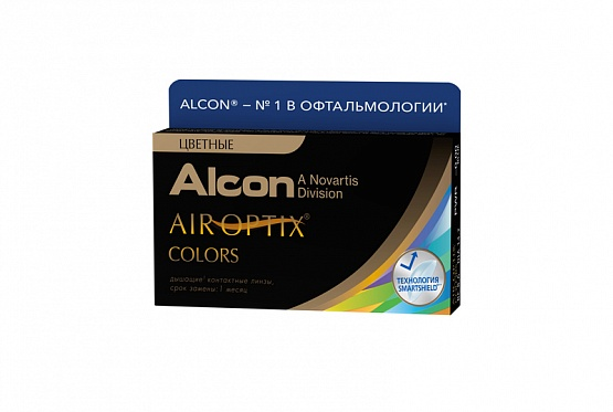 AirOptix Colors (2) 8.6 (фото 1)
