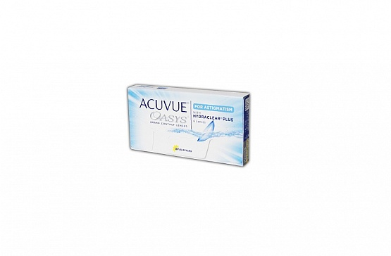 ACUVUE Oasys for astigmatism (фото 1)