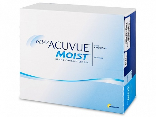 1-DAY ACUVUE MOIST (180) (фото 1)