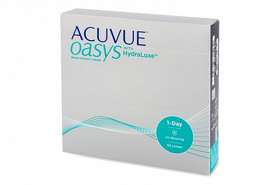 1-DAY ACUVUE OASYS (90)
