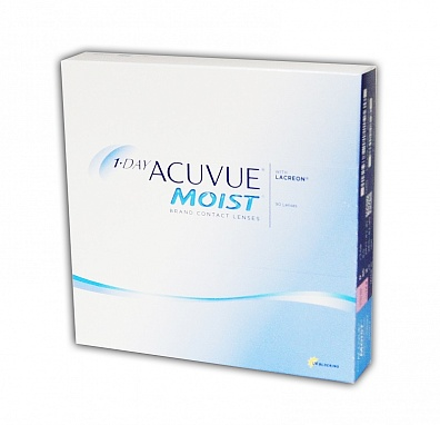 1-DAY ACUVUE MOIST (90) (фото 1)
